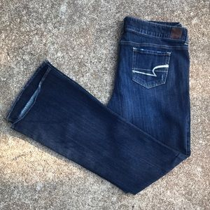 American Eagle artist style jeans 18 long